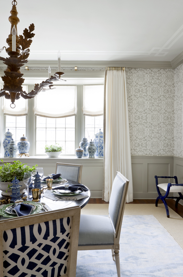 How To Turn A Blank Canvas Into The Dining Room Of Your Dreams