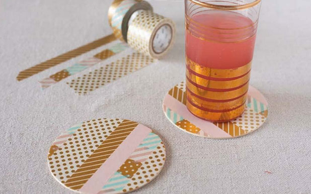What To Do With Washi Tape washi tape decor - washi tape decorating ideas
