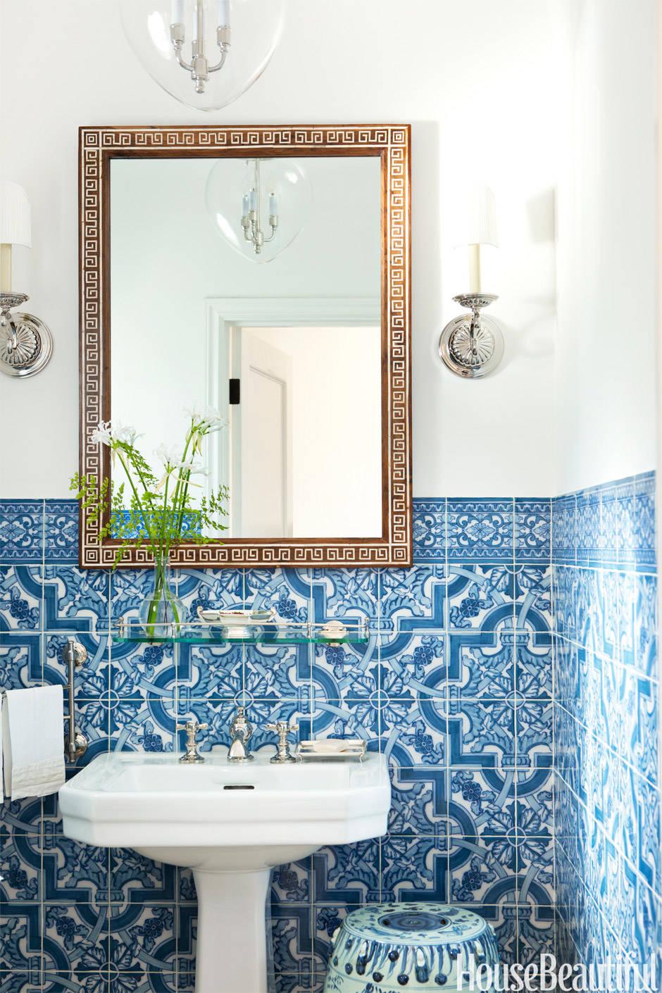 45 Bathroom Tile Design Ideas Tile Backsplash And Floor Designs For Bathrooms