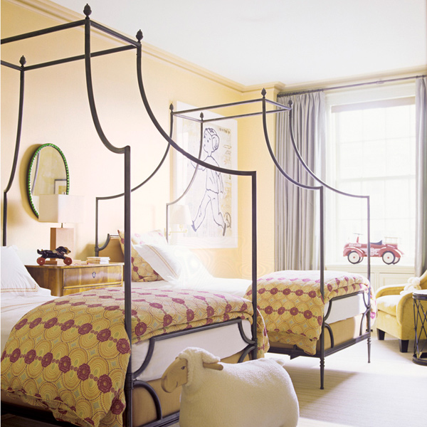 Kids Bedroom Yellow kids room paint colors - kids bedroom colors