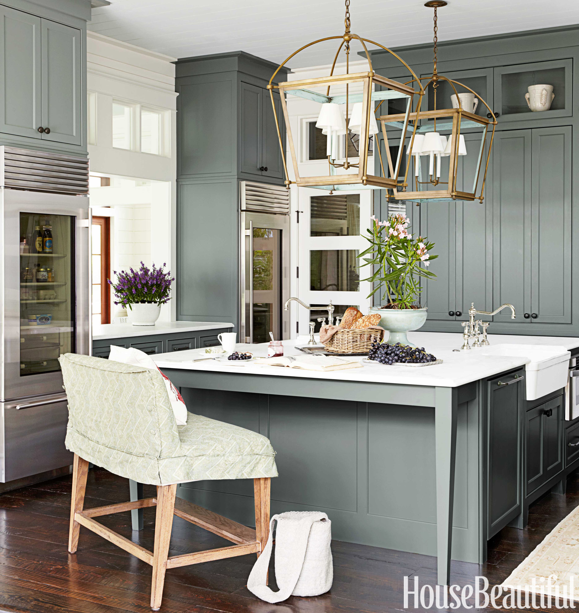 Kitchen Decor Inspiration: Urban Grace Interiors Kitchen