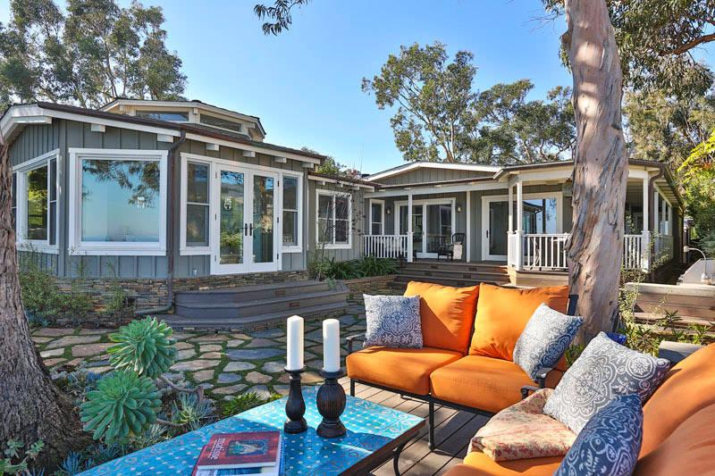 Million Dollar Mobile Home Malibu Paradise Cove