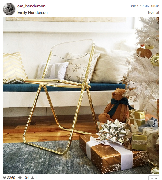 Instagram Holiday Decorating Ideas