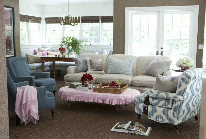 Windsor Smith Home romantic home decor ideas - pictures of romantic decorating