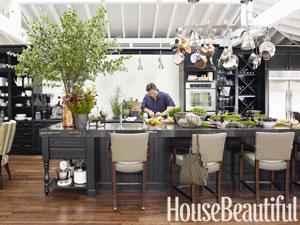 tyler florence kitchen design - kitchen of the year 2011