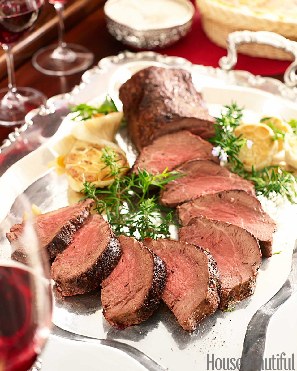 how to cook the perfect eye fillet roast