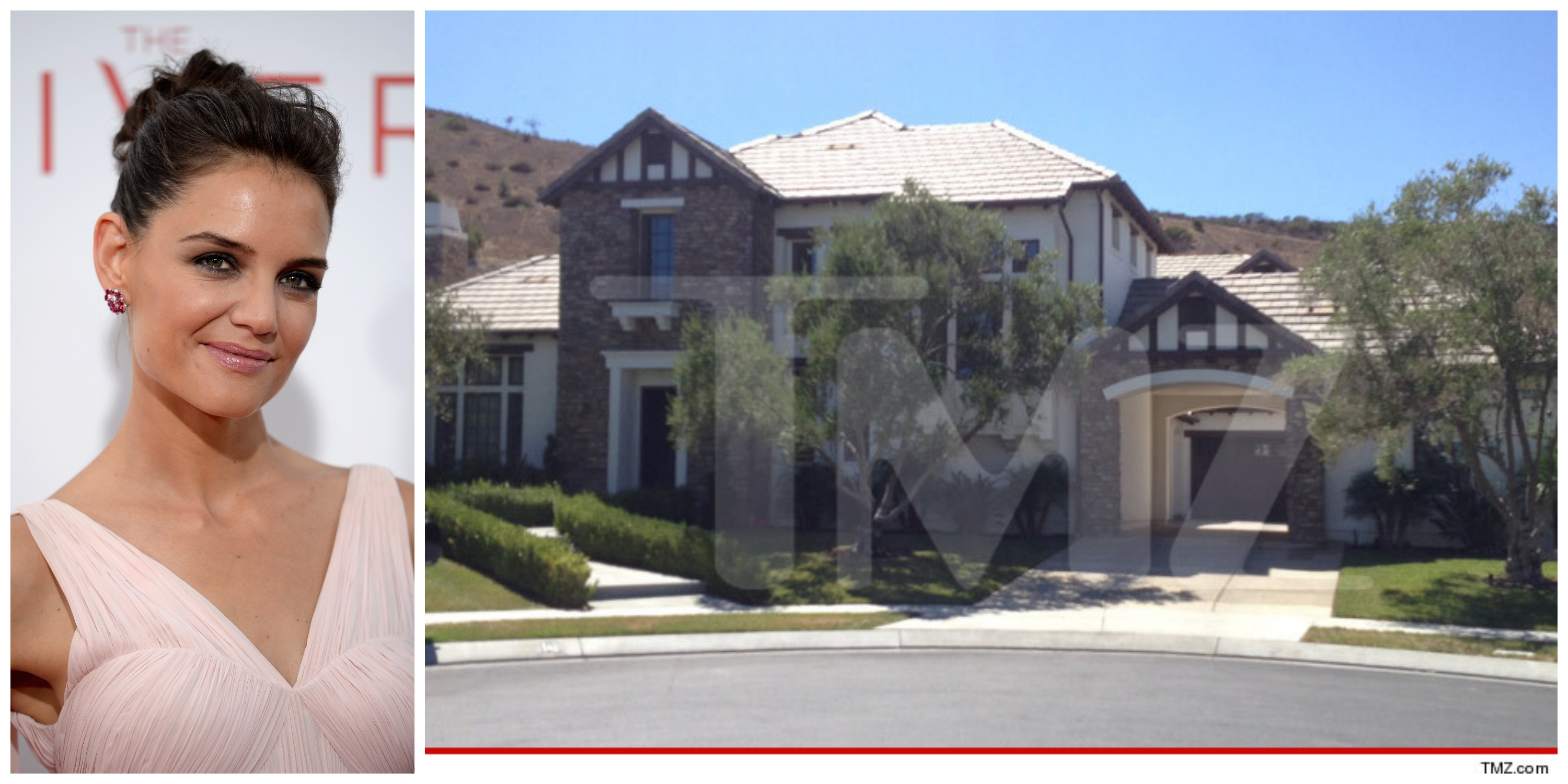 Katie Holmes New House