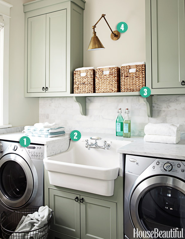 Laundry Room Design Essentials Laundry Room Design Ideas: design a laundr room laout