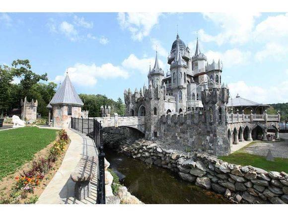 Castle Home For Sale Multimillion Dollar Castle In