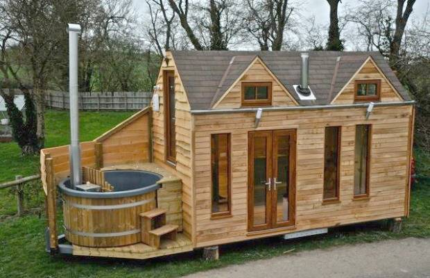 60 best tiny houses design ideas for small homes - Tiny Houses California