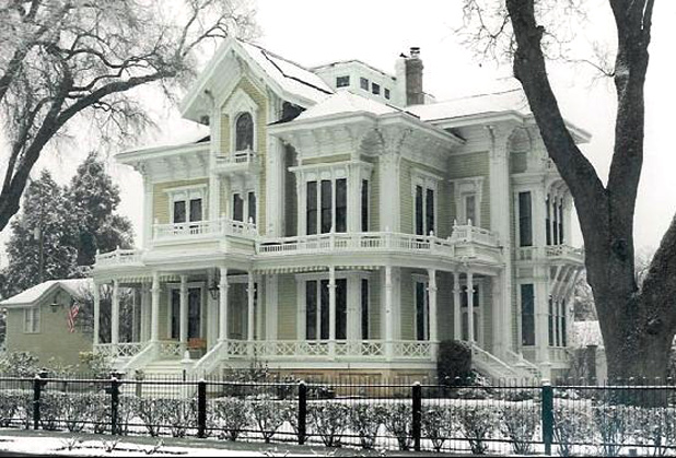 Image result for beautiful winter homes