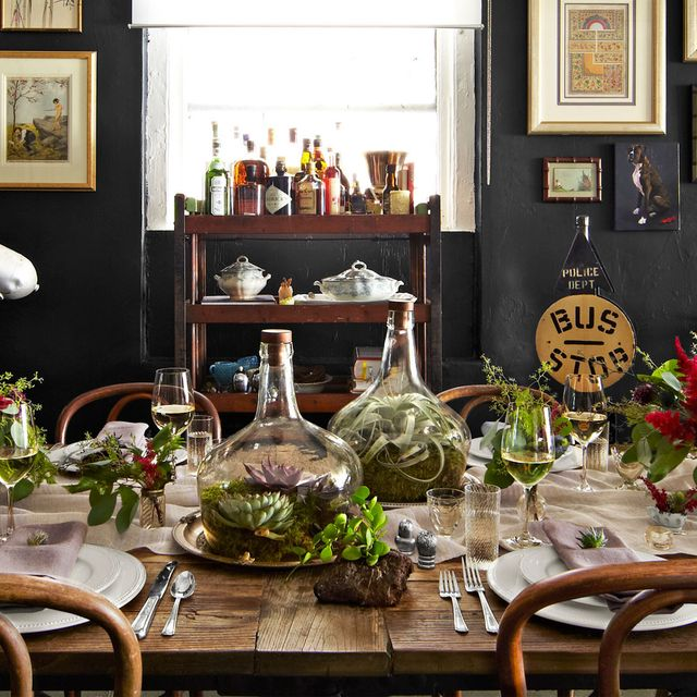 Retirement party tables retirement party decorating ideas - Gallery For Gt Fancy Table Setting Ideas