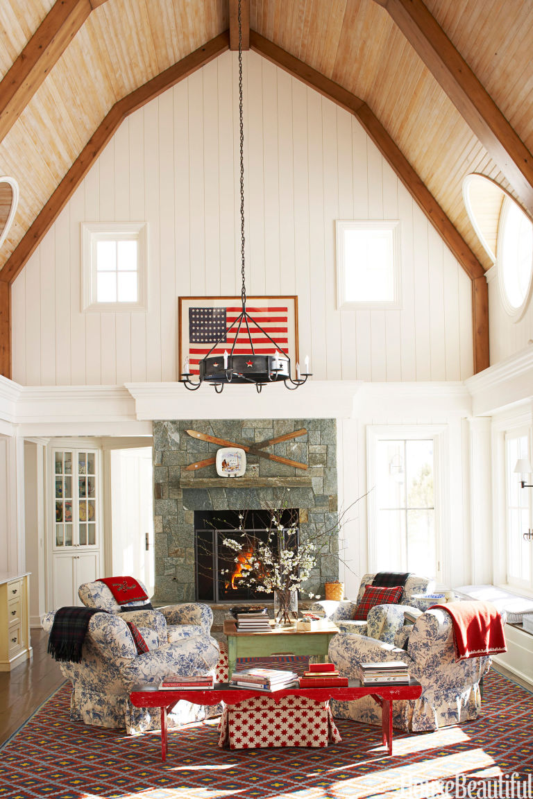 48 star flag. Patriotic Decor   12 Signs You Live in an All American Home