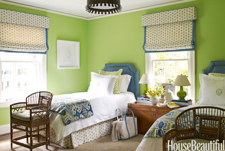 Bedroom Design Ideas Green Walls green room decorating ideas - green decor ideas
