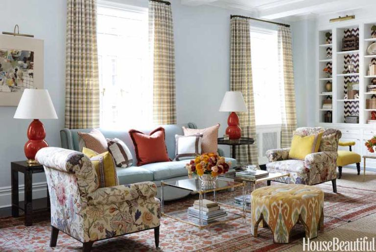 Traditional Living Room Decorating Ideas Pictures