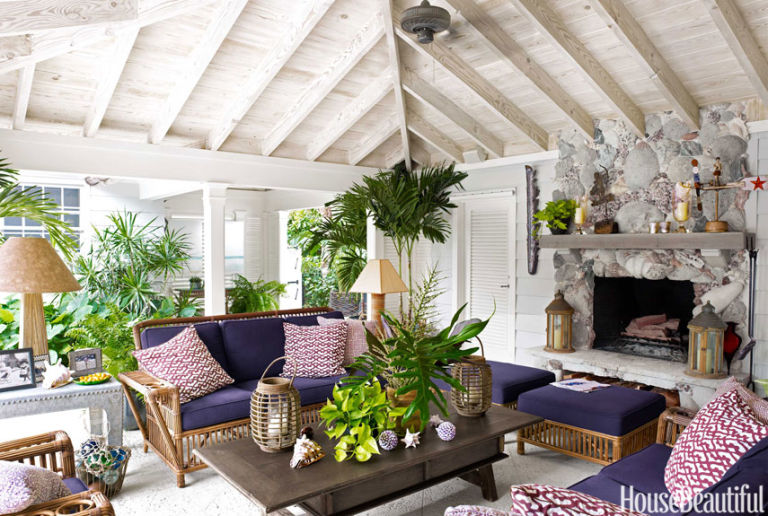 liza pulitzer calhoun florida house - lilly pulitzer interior design