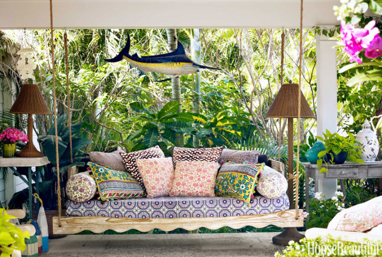 liza pulitzer calhoun florida house - lilly pulitzer interior design