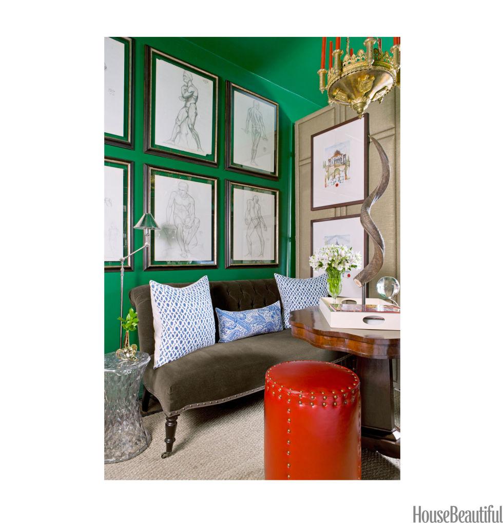 emerald green decorating ideas emerald green designer rooms
