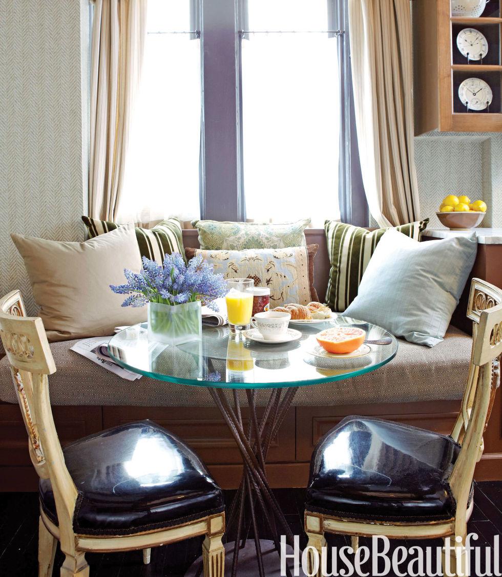 Dining room nook set