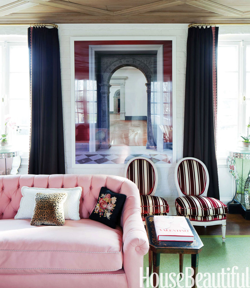 Ruthie Sommers colorful preppy house - preppy decorating ideas