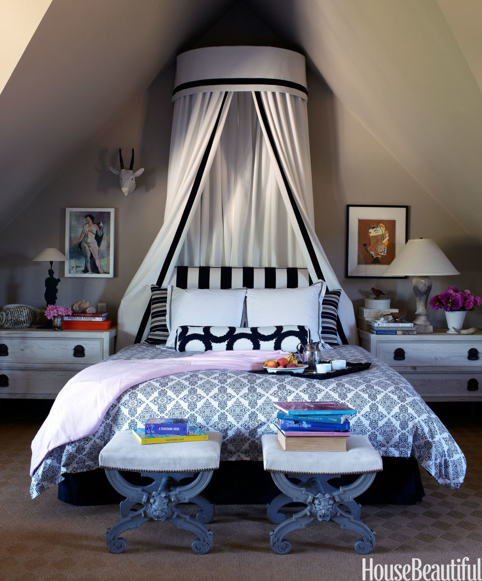 rooms with canopy beds - canopy bed designs
