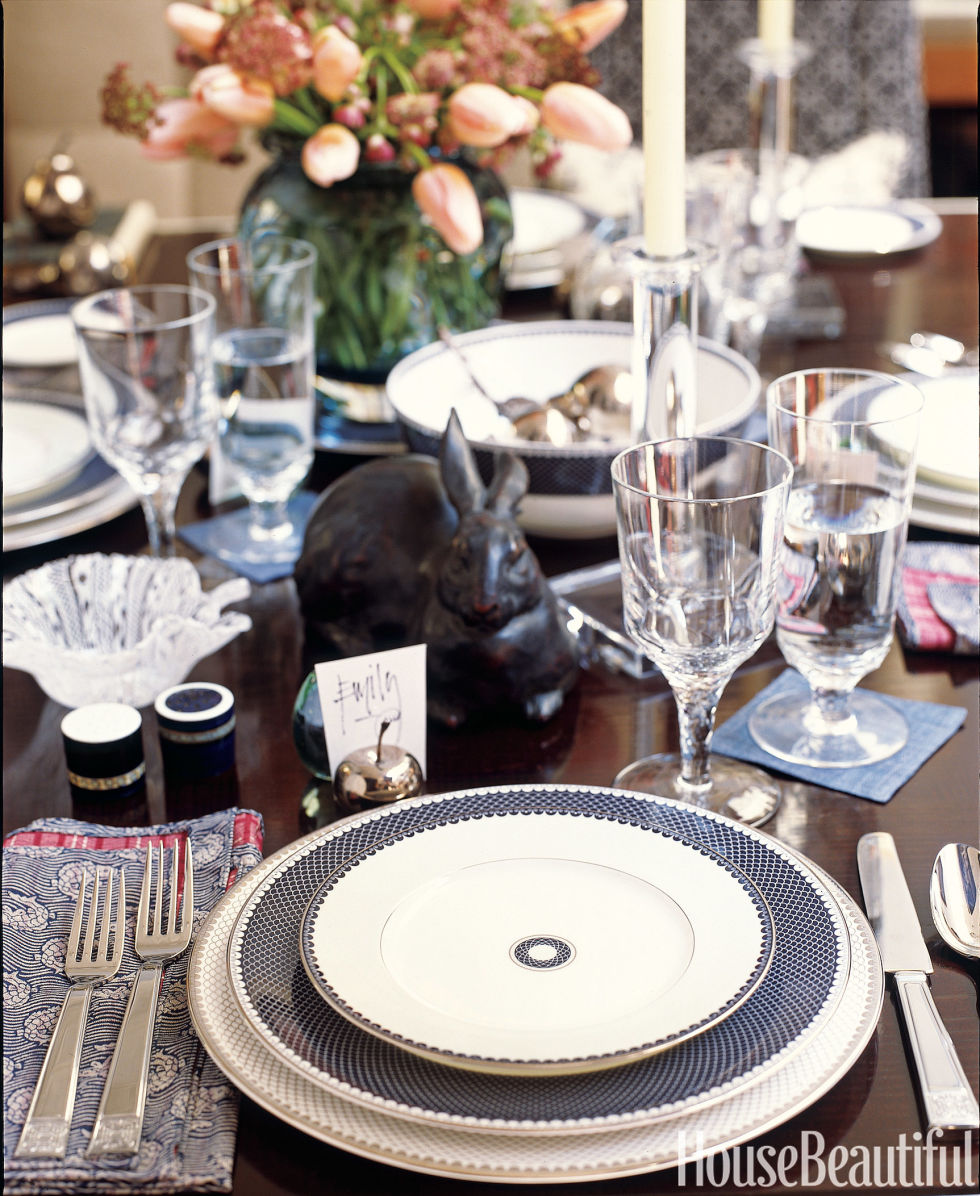 Beautiful Thanksgiving Tables 14 thanksgiving table decorations - table setting ideas for