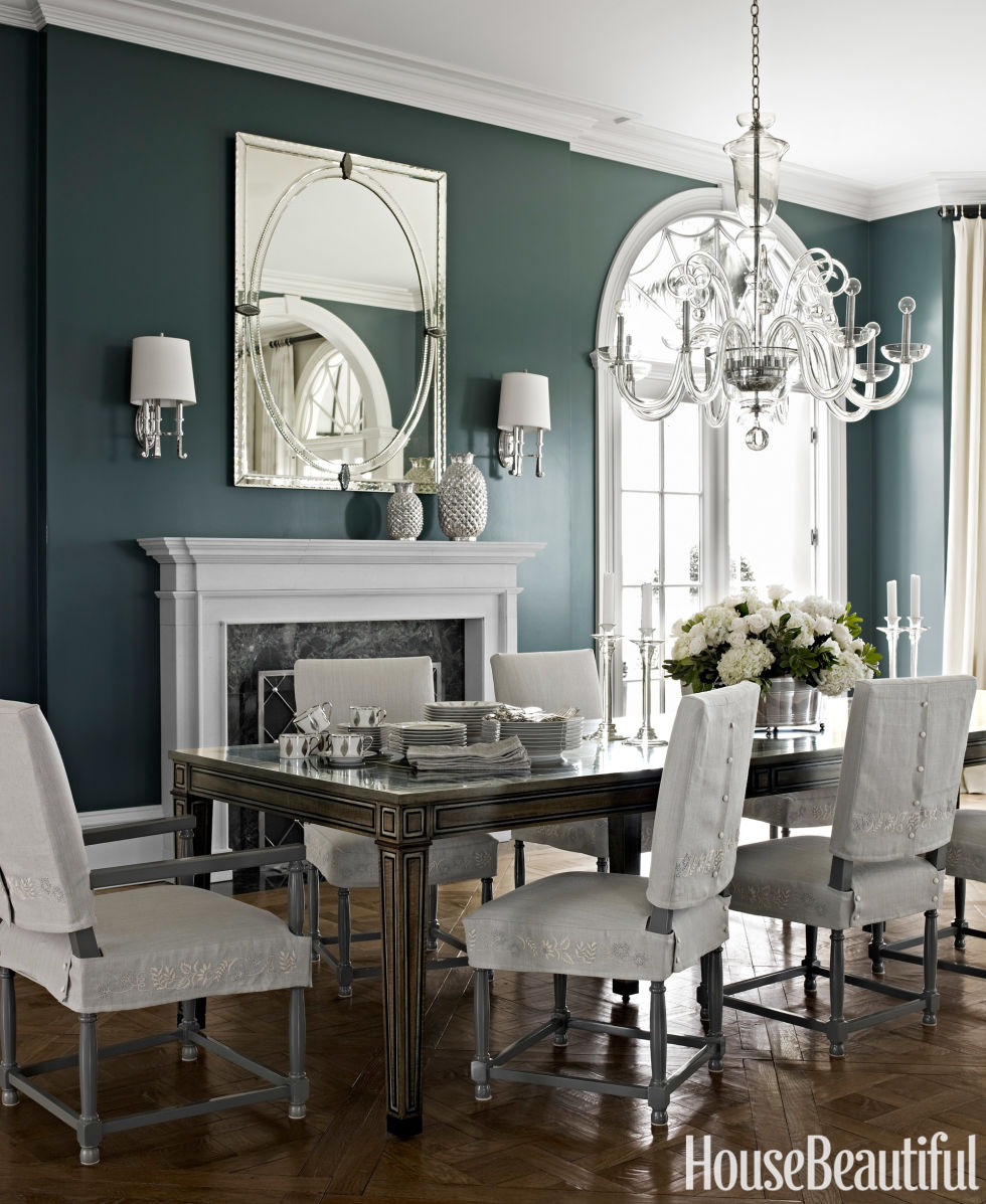 Paint Colors For Dark Rooms dark paint color rooms - decorating with dark colors