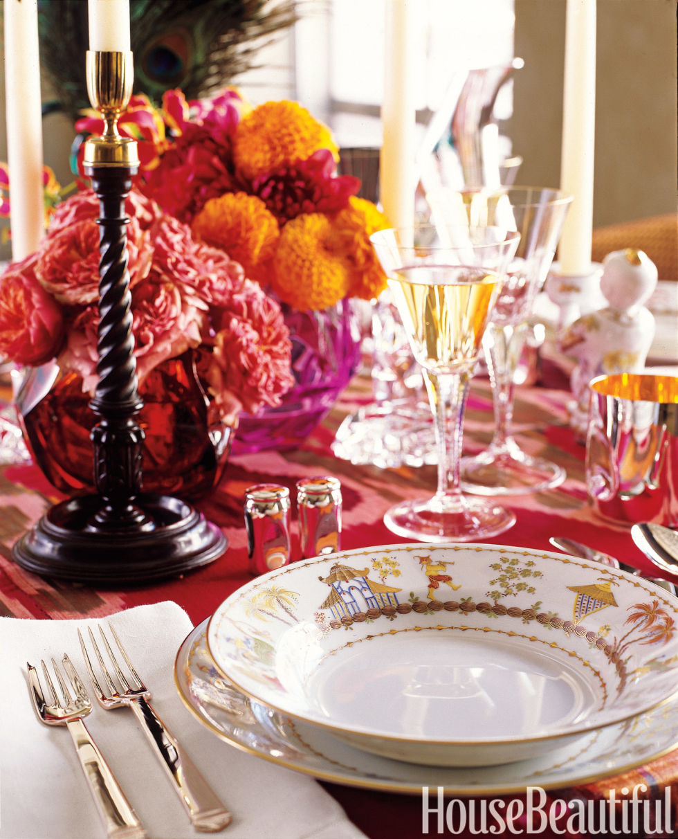 Thanksgiving Table Setting Ideas 14 thanksgiving table decorations - table setting ideas for