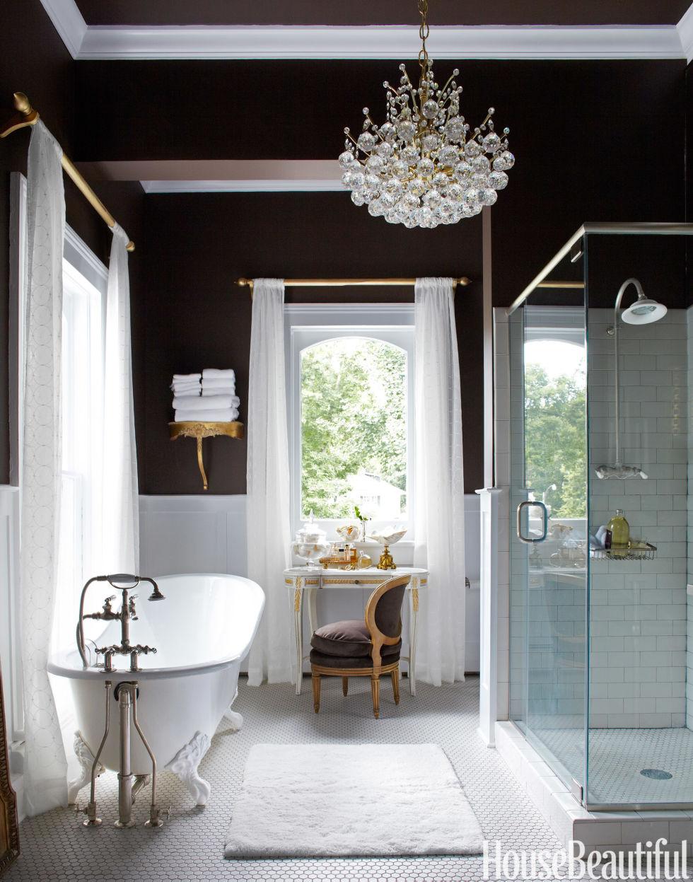 ultra glamorous bathrooms  elegant bathrooms, Home decor