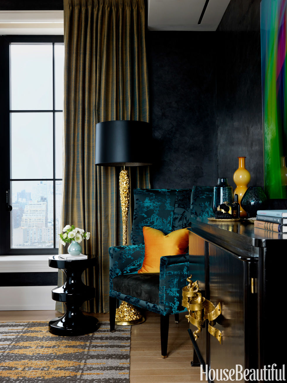 Paint colors for living rooms with dark furniture - Paint Colors For Living Rooms With Dark Furniture 31