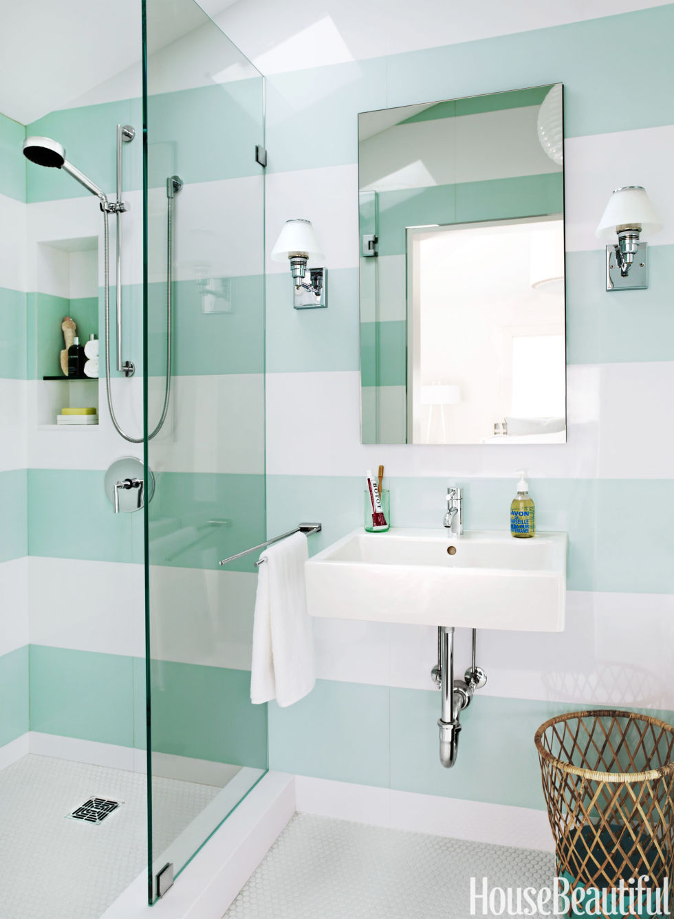 Bathroom Design Ideas 70 best bathroom colors - paint color schemes for bathrooms