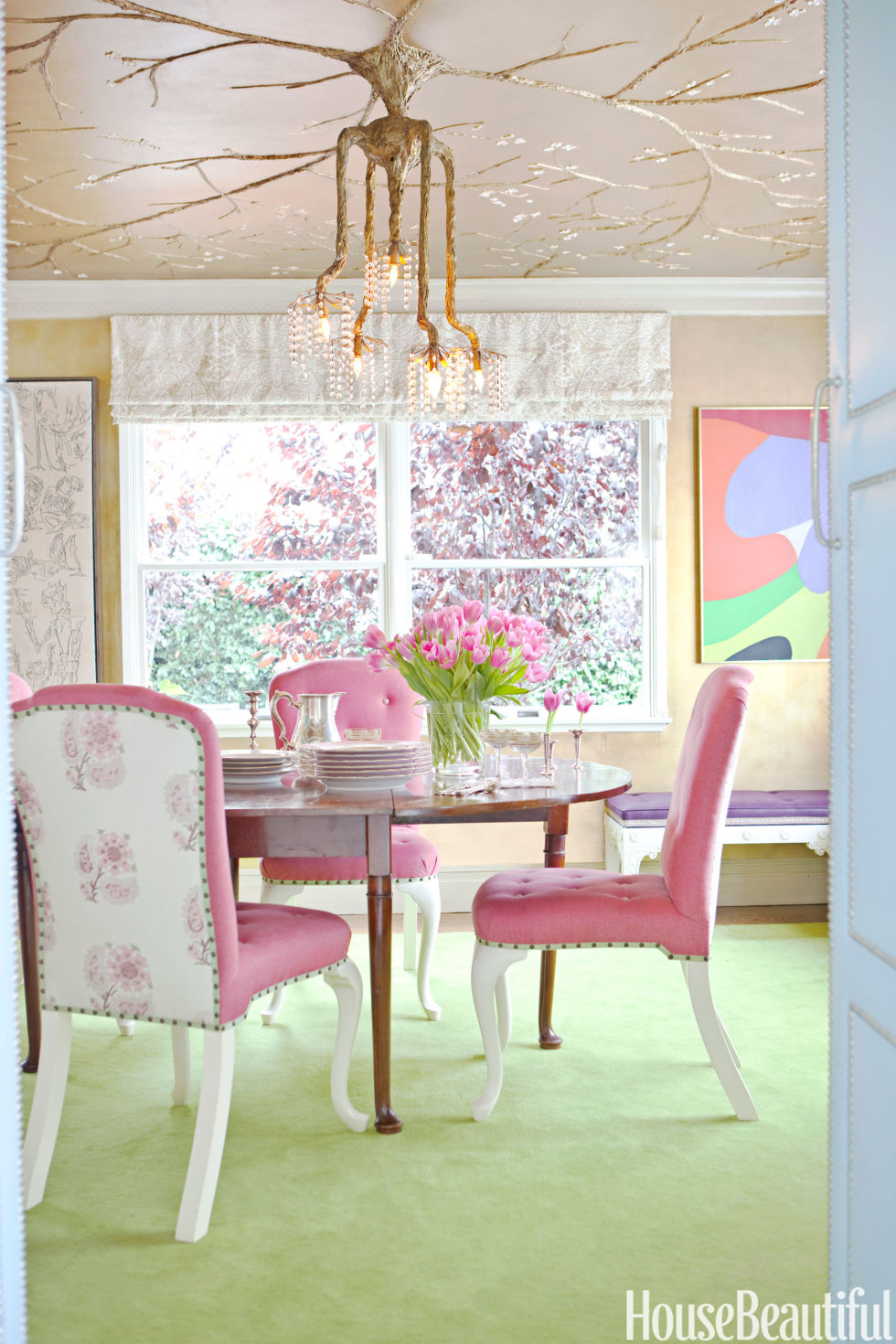 unique dining room decorating ideas