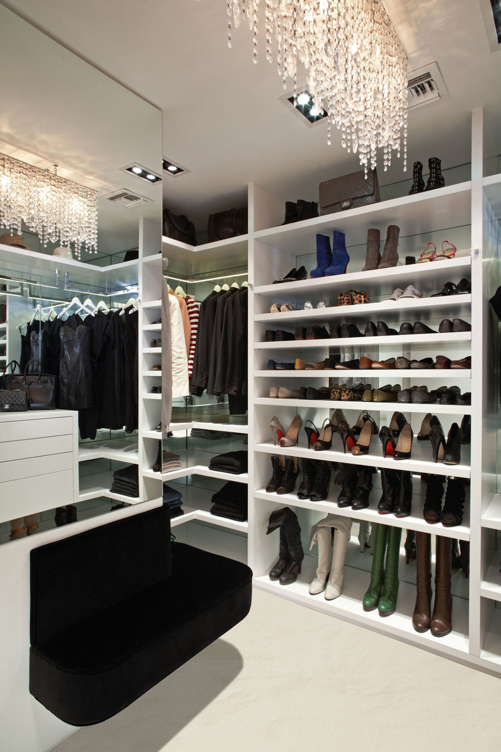 Beautiful Closets Pictures 12 designer closets ideas - dream dressing room photos