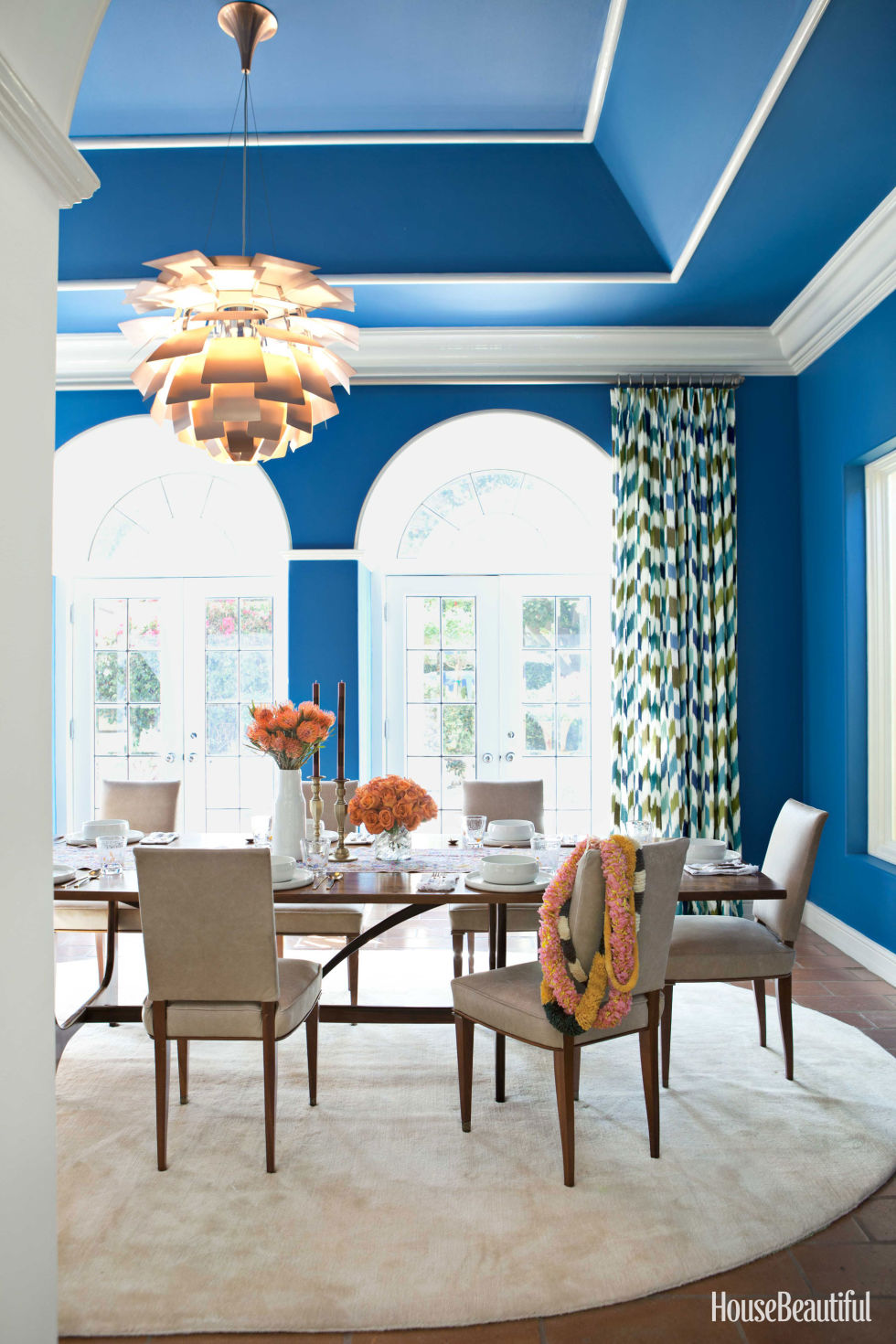 25 Best Dining Room Paint Colors   Modern Color Schemes For Dining Rooms