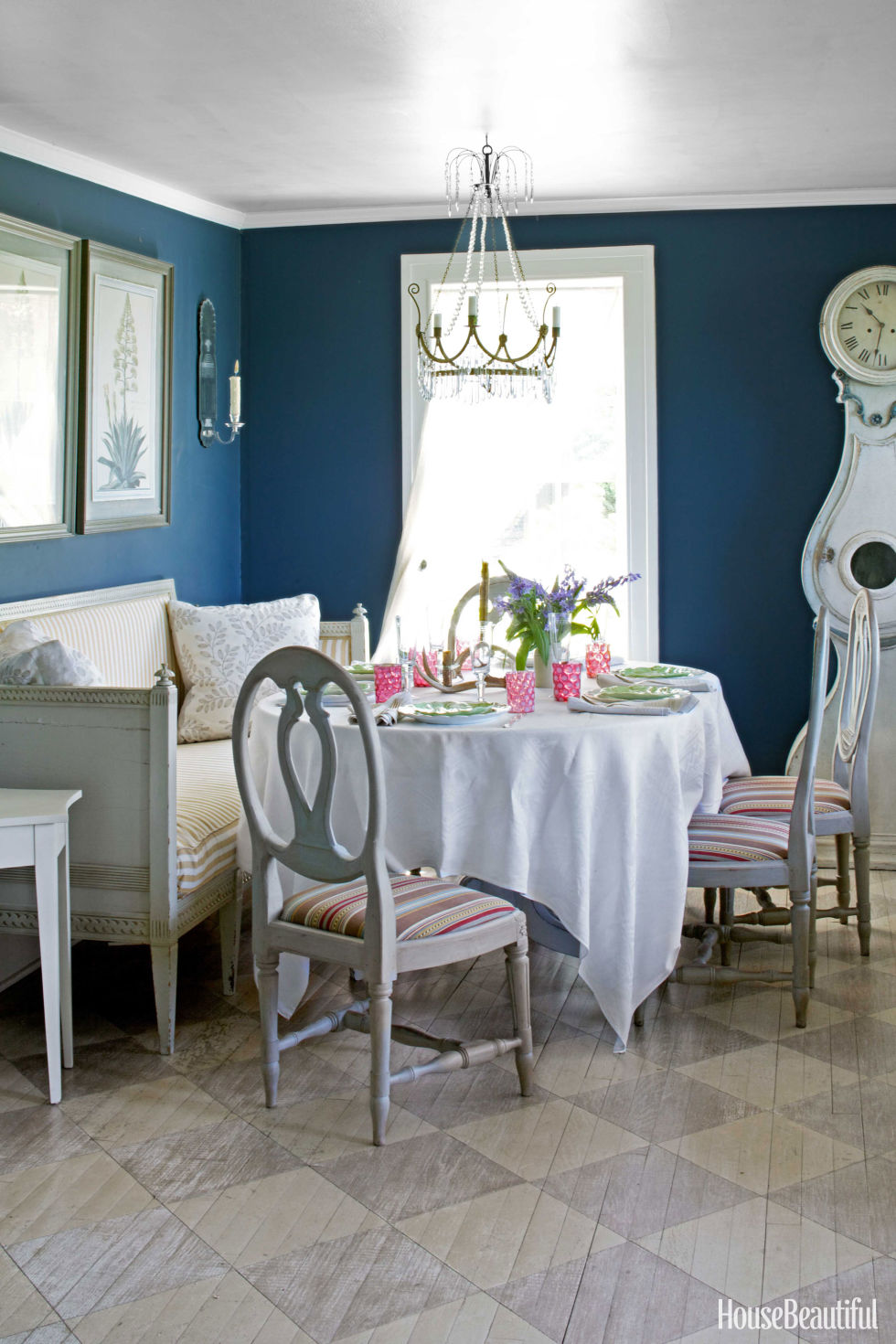 30 Best Dining Room Paint Colors - Modern Color Schemes for Dining ...