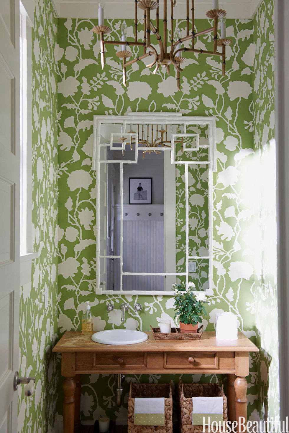 House Beautiful.Com 11 small space design ideas - how to make the most of a small space