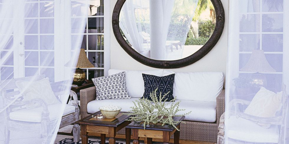 mirror decorating ideas images