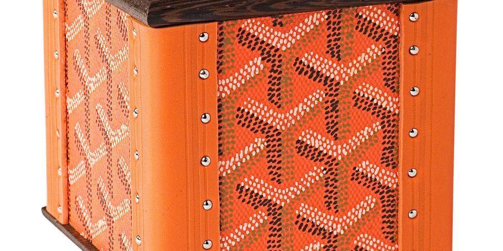 Leather Accessories - Magazine cover