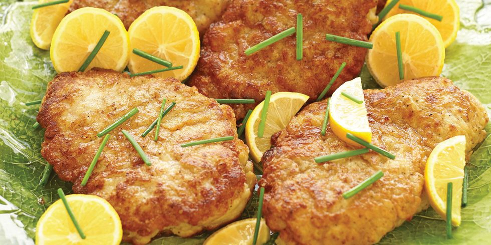 parmesan crusted chicken recipe from alex hitz