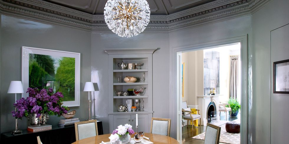 Dining Room Lighting Ideas Chandelier