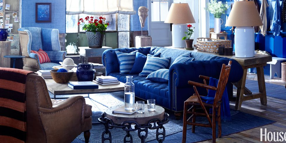 Ralph Lauren Home Indigo Paint - Indigo Color Ideas