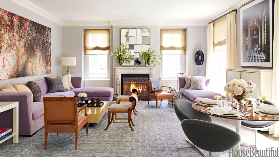 Happy Living Room Fun Living Rooms – House Beautiful Living Room