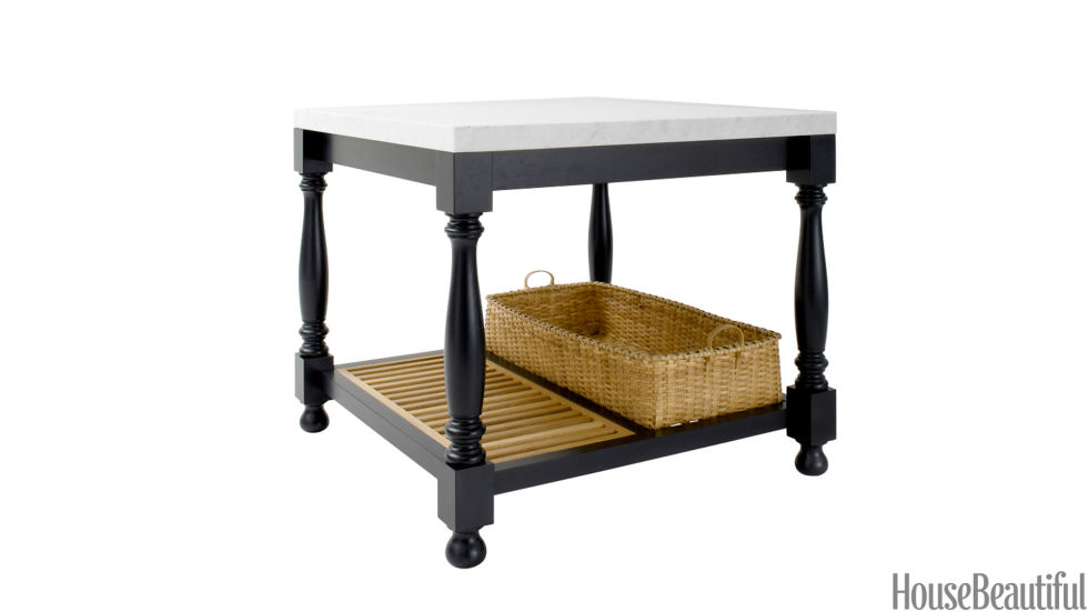Freestanding Kitchen Island free standing kitchen islands - moveable kitchen islands and carts