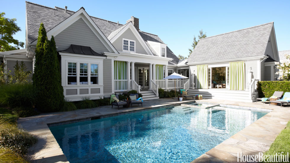 Outdoor House Pools 40 pool designs - ideas for beautiful swimming pools