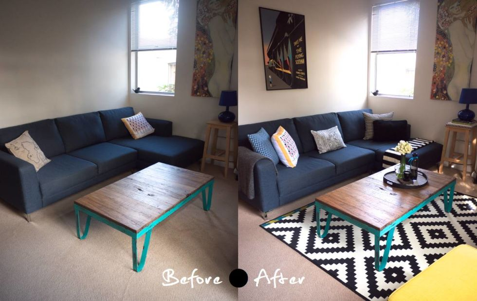 Budget Makeovers - Small Change Makeovers