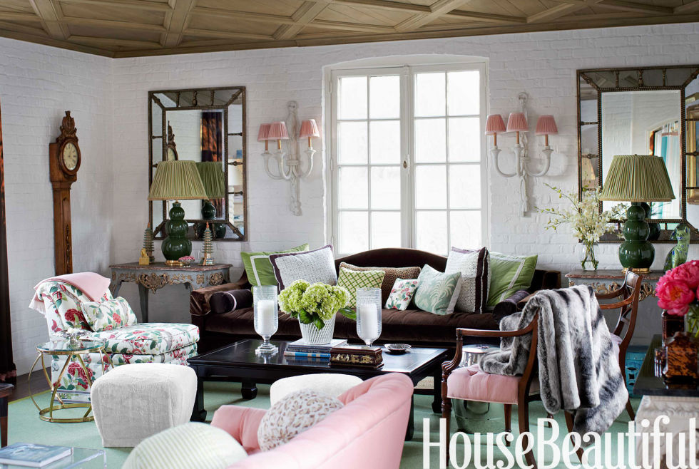 Amazing Preppy Home Decorating Ideas