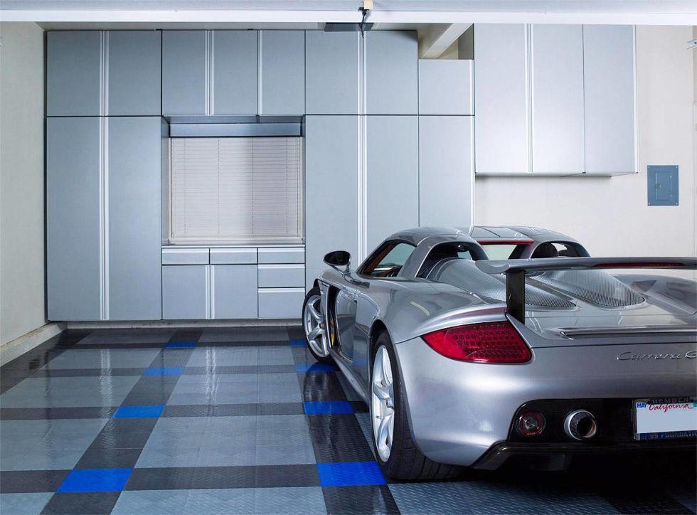 new garage tech gadgets - garage innovations