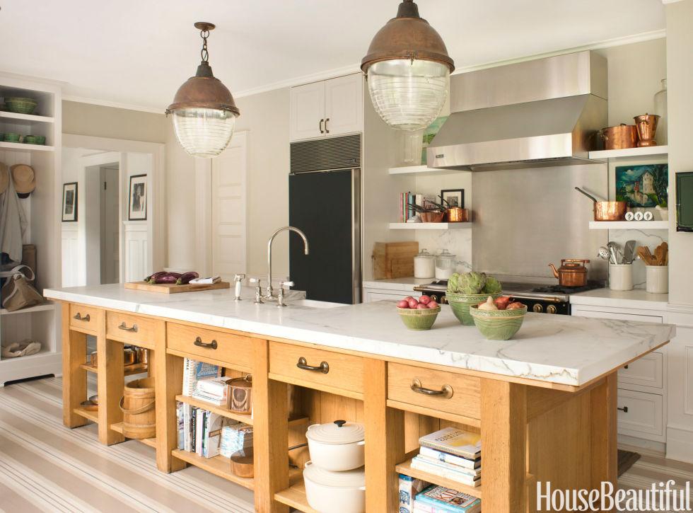 Kitchen Island Feet dream kitchen designs - pictures of dream kitchens 2012