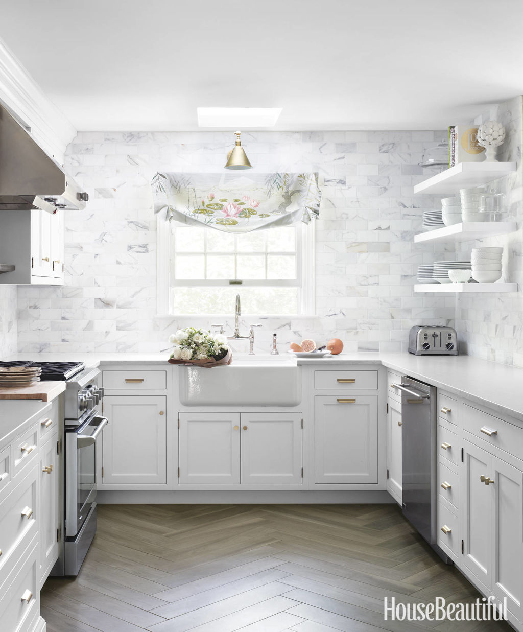 Kitchens With Open Shelving Hate Open Shelving These 15 Kitchens Might Convince You Otherwise