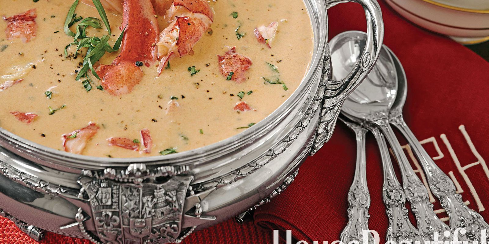 Alex Hitz Lobster Bisque Recipe - Best Lobster Bisque Recipe